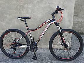 Горный алюминиевый велосипед 27.5 HARMOND GLORY DD, фото 2