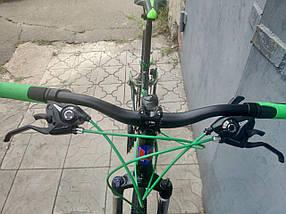 Горный алюминиевый велосипед 27.5 HARMOND GLORY DD, фото 3