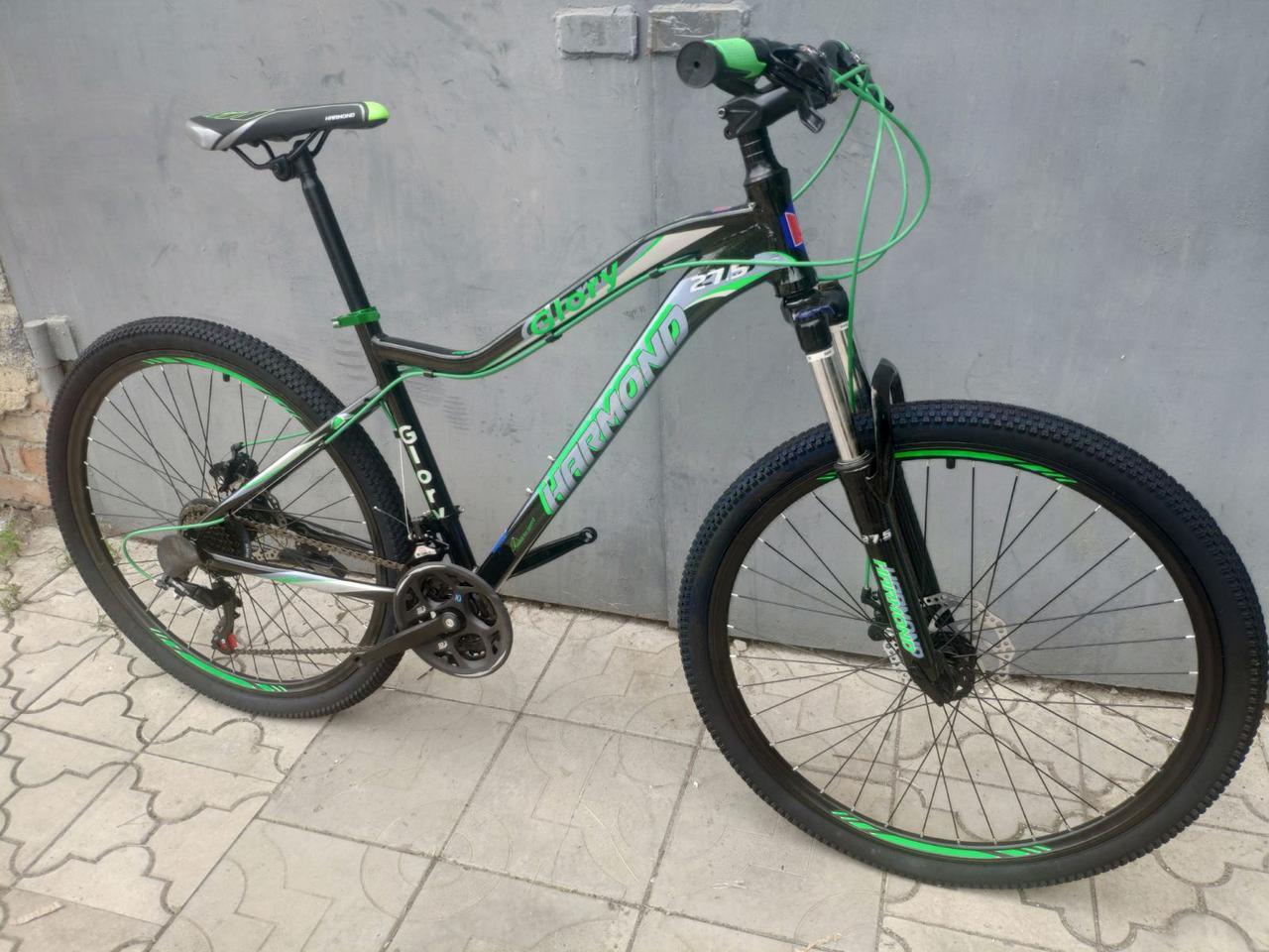 Горный алюминиевый велосипед 27.5 HARMOND GLORY DD