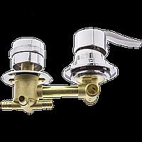 Змішувач душової кабіни (S-4 \ 12) вбудовується на чотири положення під штуцер. (Оригінал)
