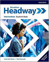 Headway 5th Edition Intermediate SB SRC PK