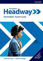 Headway 5th Edition Intermediate TG TRC PK