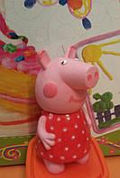 Гипсовая фигурка для разукрашивания Свинка Пеппа