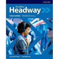 Headway 5th Edition Intermediate WB WITH KEY