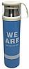 Термос вакуумний сталевий 500 мл з кухлем -«We are, I am, They one, Yours», фото 3