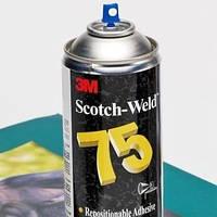 Аэрозольный фасилитационный клей-спрей 3М Scotch-Weld 75