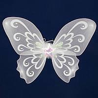 Крылья белые, 37x40 см, арт. DRW-357