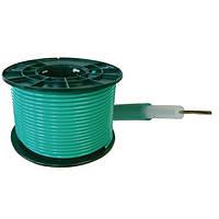 Подземный высоковольтный медный кабель для электропастуха, моток 100 м