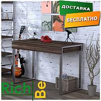 Металлическая мебель в стиле Лофт L-11  Орех Модена