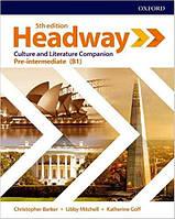 Headway 5th Edition Pre-Intermediate CULTURE&LITERATURE COMP