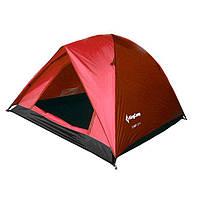 Палатка KingCamp Family 3 трехместная двухслойная, фото 1