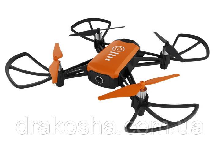 Селфидрон Wowitoys LARK H4821 квадрокоптер с камерой и оптической стабилизацией