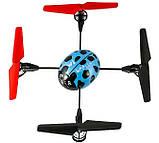 Квадрокоптер WL Toys V929 Beetle (синий), фото 3