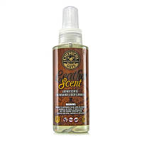Ароматизатор Chemical Guys Аромат новой кожи Leather Scent Premium Air Freshener Odor Eliminator AIR_102_04