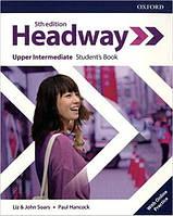 Headway 5th Edition Upper-Intermediate SB SRC PK