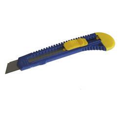 Нож пластиковый 18мм, СВИТЯЗЬ (23401)