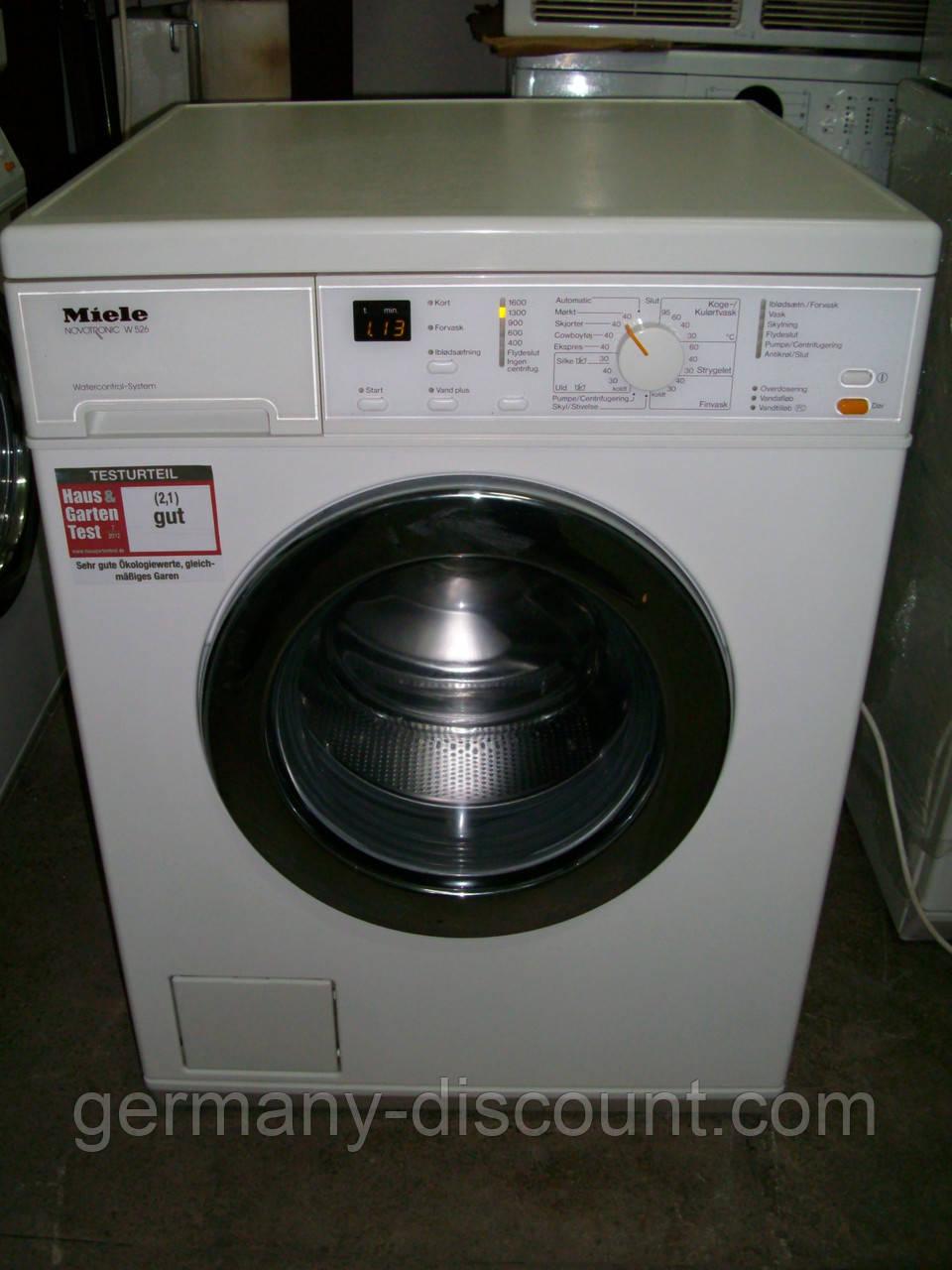 Стиральная машина  Miele Novotronic W 526