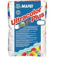 Затирка  для швов  плитки 5 кг ULTRACOLOR PLUS MAPEI (111-серебристо-серый)