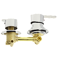 Змішувач для душової кабіни (S-2 \ 10) на два положення під штуцер, в стійку душової кабіни (Оригінал)
