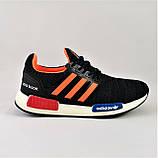 Кроссовки Adidas Мужские Адидас Синие (размеры: 40,41,42,43,44) Видео Обзор, фото 4