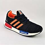 Кроссовки Adidas Мужские Адидас Синие (размеры: 40,41,42,43,44) Видео Обзор, фото 5