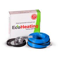Теплый пол в стяжку Eco Heating EH-20 300 Вт 1,5 м2 двужильный нагревательный кабель