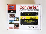 Преобразователь Инвертор с 24В на 12В (50А) ВидеоОбзор, фото 6