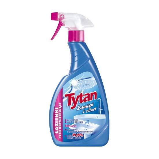 Засіб для миття ванних кімнат Tytan Kamien i irza, 500мл