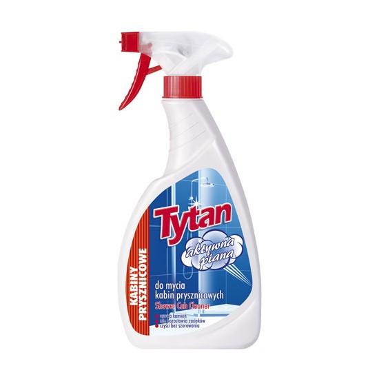 Рідина для миття душових кабін Tytan Aktywna piana, 500мл