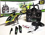 Вертолёт на радиоуправлении 4-к большой WL Toys V912 Sky Dancer, фото 4