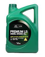 Моторне масло Mobis (Hyundai/Kia) Premium LS Diesel 5W-30 6л
