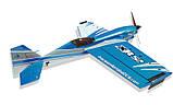 Самолёт р/у Precision Aerobatics XR-52 1321мм KIT (синий), фото 2