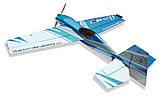 Самолёт р/у Precision Aerobatics XR-52 1321мм KIT (синий), фото 3