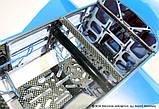 Самолёт р/у Precision Aerobatics XR-52 1321мм KIT (синий), фото 9