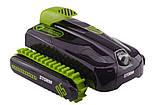 Машина амфибия на радиоуправлении Crazon 18SL02 гусеничная (зеленый), фото 5