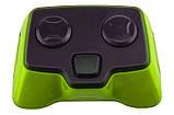 Машина амфибия на радиоуправлении Crazon 18SL02 гусеничная (зеленый), фото 7