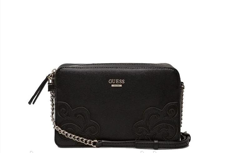 Женская брендовая сумка на плечо Guess (323)