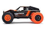 Машинка на радиоуправлении 1:24 HB Toys Багги 4WD на аккумуляторе (оранжевый), фото 2