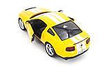 Машинка радиоуправляемая 1:14 Meizhi Ford GT500 Mustang (желтый), фото 3