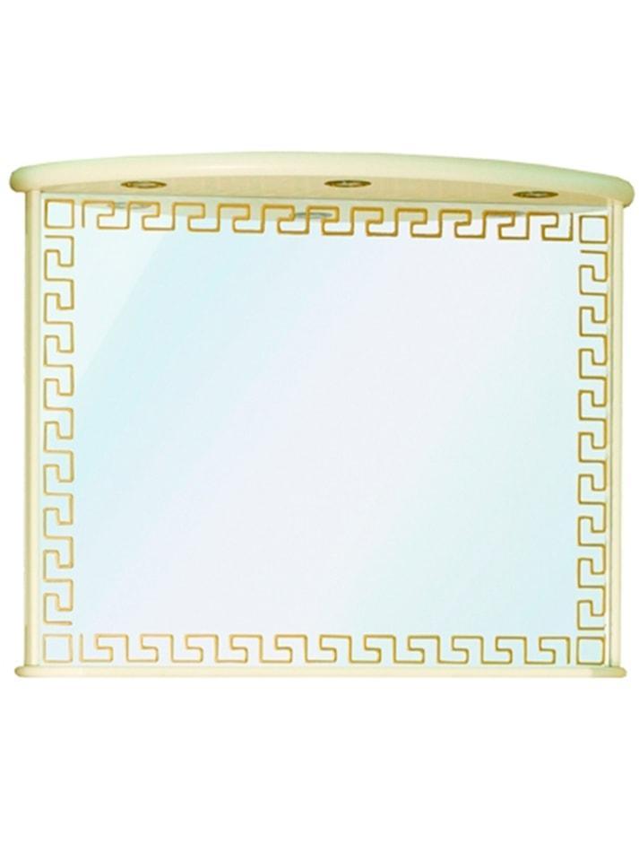 Зеркало Мойдодыр Эллада 100 с подсветкой
