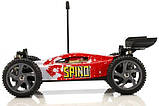 Радиоуправляемая модель Багги 1:18 Himoto Spino E18XB Brushed (красный), фото 2