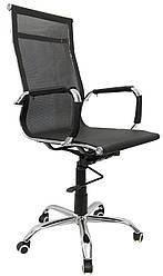 Офісне крісло Bonro B-610 Black (40040000)