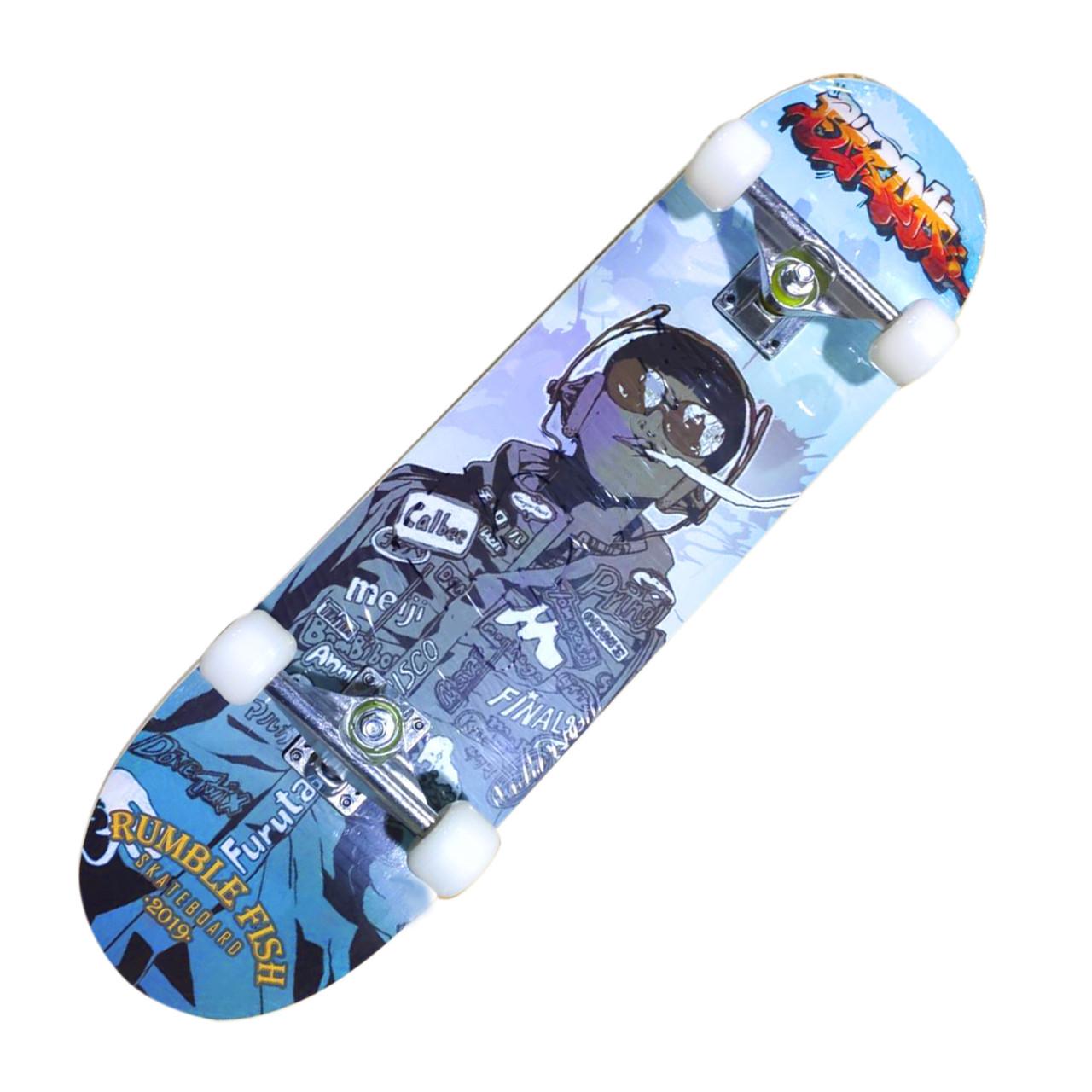 Скейтборд деревянный Scale Sports Dude