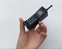 Супер Мини электронная зажигалка телефон ностальгический  стиль