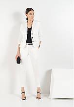 Burvin брюки белые 7395