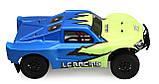Шорт 1:14 LC Racing SCH бесколлекторный (синий), фото 4