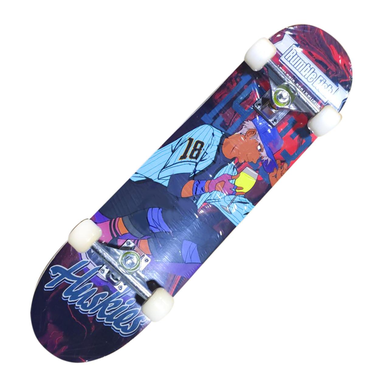 Скейтборд деревянный Scale Sports Sportsman