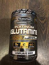 Глютамін, MuscleTech, Platinum Glutamine, 300 грам