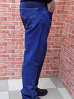 Джинсы мужские Levis 630 темно-синий (koyu). Размер 33