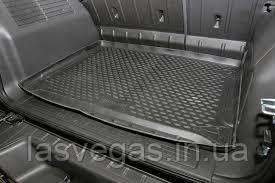 Коврик в багажник  HUMMER H3 2005- внед. (полиуретан)